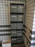 防犯設備:メイルボックス
